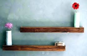 wooden wall bookshelves rustic wall shelves industrial wall shelf brackets wooden wall bookshelves large size of