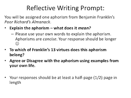 reflective essay prompts 100 reflective essay topic ideas letterpile