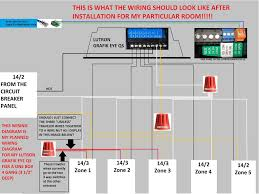 the definitive grafik eye master th page 53 avs forum what do i do the existing traveller red wires wires going between the two room entrances as you can see in this projected layout drawing for when