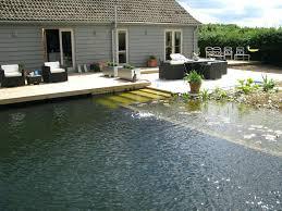 diy natural pool natural swimming
