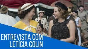 Entrevista com Letícia Colin - filme 'Entre Irmãs' - YouTube