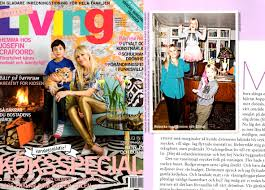 Isabelle Is On The Cover Of Family Living Updated With LINK  Dos Family Living Magazine