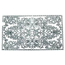 dark gray bath mat set grey rug charcoal rugs collection in home improvement beautiful black and