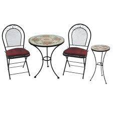 indoor bistro table chairs best folding bistro table and chairs set metal cafe with regard to tables plan indoor round bistro table set