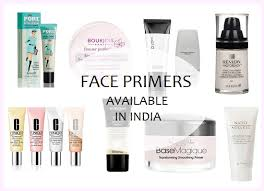 face primers in india