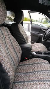 toyota tacoma 2016 saddle blanket seat covers