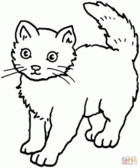 Small Picture Coloring Pages Cats Coloring Pages Free Coloring Pages Katerina