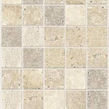 travertine mosaic 5mm bathroom panels