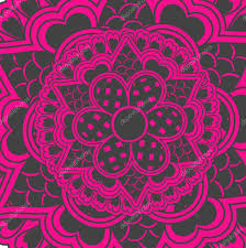 Fancy Background Design Fancy Modern Floral Design Background Stock Vector Baavli 126160396