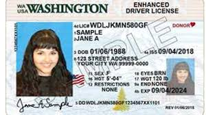 Spokesman-review Cards Change To Id On The 1 July Driver's Washington Licenses