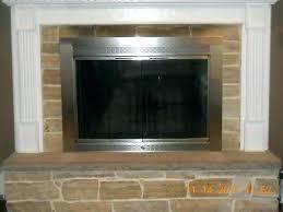 fireplace door replacement glass glass doors for fireplace oil rubbed bronze fireplace doors fireplace glass doors