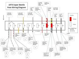 1973 vw fuse box 1973 printable wiring diagram database 1973 vw beetle fuse box diagram jodebal com source