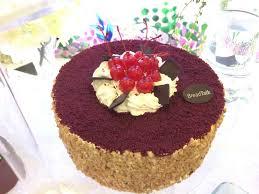 Cake Warna Warni Nan Feminin Ini Menggoda Lidah Banget Cobain Yu