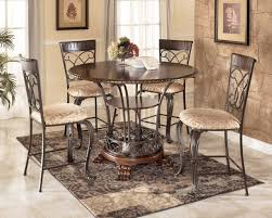 Iron Table And Chairs Set High Dining Table Set Gorgeous Dining Room Design Ideas Using