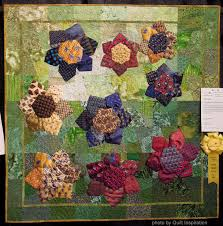 Happy Fathers Day ! The silk necktie has achieved notoriety as the ... & Pin from pinner: Lesley Jackson.Grandfather's Flower Garden, 42 x by Margit  Kagerer. A quilt made with mens silk neckties Adamdwight.com