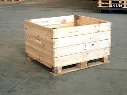 potato storage box wy pllet small potato storage box making a potato storage box