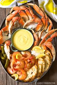 Spicy Mustard Seafood Sauce - A Spicy ...