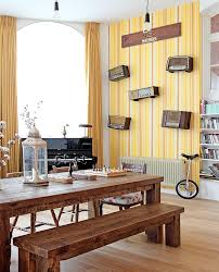 ... splendid wallpaper decorating ideas for theng room with chair rail bq  texture modern dining room category ...