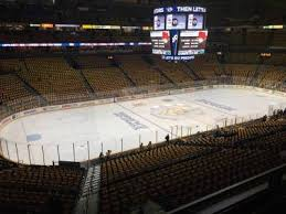 Colorado Avalanche Seating Chart With Seat Numbers Nashville Predators Tickets No Service Fees