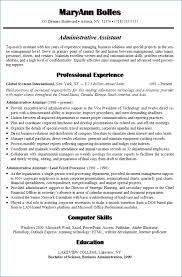 Executive Administrative Assistant Job Description Template ...