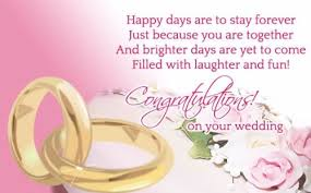 50 best happy wedding wishes, greetings and images picsmine Congratulations Your Wedding Anniversary congratulations on your wedding congratulations your wedding anniversary quotes