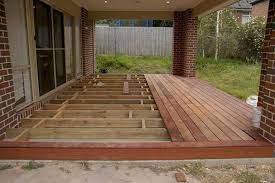 55 beautiful wooden deck design ideas