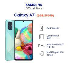 Điện Thoại Samsung Galaxy A71 8GB/128GB - Hàng Chính Hãng