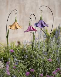 metal flower garden stakes 28 best ens stars images on