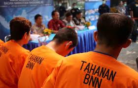 3 Tersangka kasus 22 ribu ekstasi di Akasaka diserahkan ke Kejari Denpasar