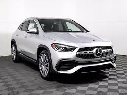 Its sedan underpinnings and small stature make it a nimble performer, with favorable comparison against competition from. New 2021 Mercedes Benz Gla 250 Suv Near Riverside 57582n Walter S Automotive Group