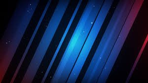 Dark Blue Stripes Backgrounds For Powerpoint Abstract And