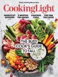 Pin by Disa Paoli on Magazine Web   Cooking light magazine ...