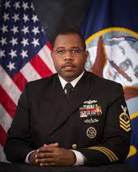 official portrait chief intelligence specialist genaro r stewart us navy navy intelligence specialist