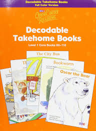 Free interactive exercises to practice online or download as pdf to print. Open Court Reading Decodable Takehome Books Level 1 Core Books 60 118 Wrightgroup Mcgraw Hill 9780075723066 Amazon Com Books