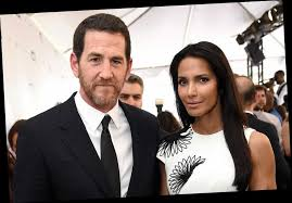 Adam Dell was 'all over' girlfriend Padma Lakshmi during midday meal | Best  TV News