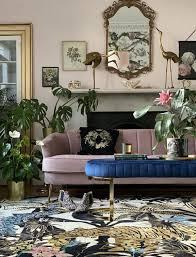 Dreams of the Jungle Designer Rug | Wendy Morrison Design