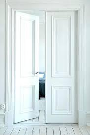 Plain White Bedroom Door Styles New Modern Design We Need Doors Like This Between