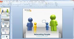 Free Download Powerpoint Presentation Templates Free Social Media Template For Powerpoint Presentations