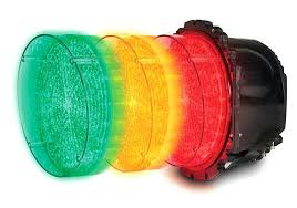 full image for ge lighting solutions east cleveland oh ohio transportation rail tricolor signal