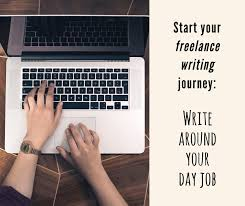 ritika tiwari lance writer blogger content writer lance writing around your day job gives you a safety net even if things do