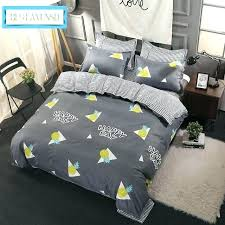 duvet insert with ties twin down corner quilted alternative ter thickness