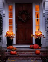 60+ Cute DIY Halloween Decorating Ideas 2017   Easy Halloween House  Decorations Nice Design
