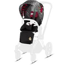 Rebellious One Size Chart Cybex Priam Seat Pack Complete Fabric Cover Rebellious Fashion Edition