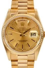 mens diamond rose gold day date presidential rolex watch 10 40ct rolex men s day date presidential 18k yellow gold watch on major for