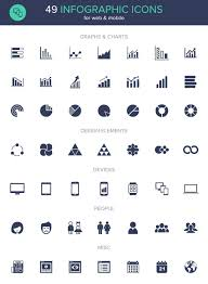 Free Resume Icons Friday Freebie Infographic Icon Set BrettTerpstra 12