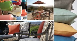 custom outdoor patio furniture cushions  pillows simi valley