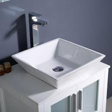 small vessel sinks. Fresca Torino 24\ Small Vessel Sinks