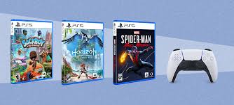 On ps5, the game is gorgeous and it plays nicely with the dualsense controller, adding haptic feedback to weapons and terrifying situations alike. The 27 Best Ps5 Games Thehub By Walmart Canada