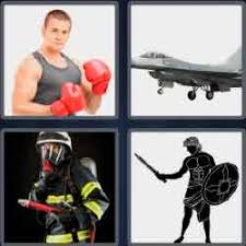 4 pics 1 word 7 letters level 3756 fighter