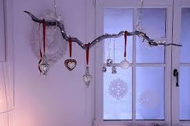Diy Weihnachtliche Fensterdeko
